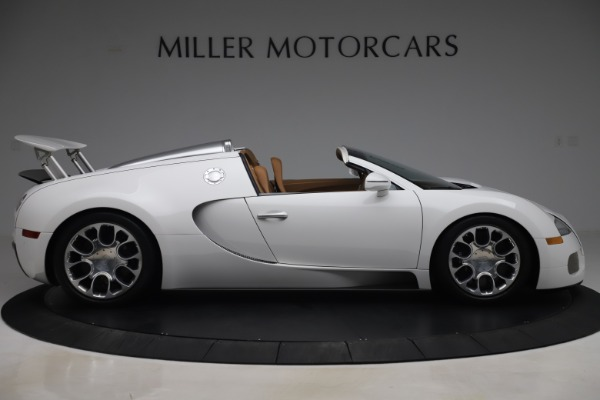 Used 2011 Bugatti Veyron 16.4 Grand Sport for sale Call for price at Bentley Greenwich in Greenwich CT 06830 9
