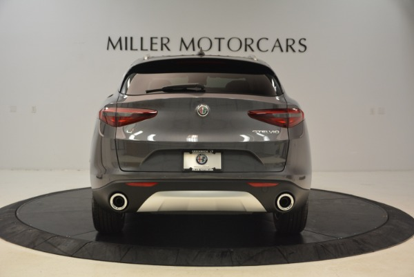 New 2018 Alfa Romeo Stelvio Q4 for sale Sold at Bentley Greenwich in Greenwich CT 06830 6