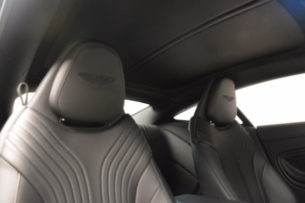Used 2017 Aston Martin DB11 for sale Sold at Bentley Greenwich in Greenwich CT 06830 18
