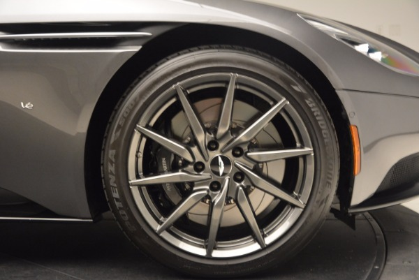 Used 2017 Aston Martin DB11 for sale Sold at Bentley Greenwich in Greenwich CT 06830 22