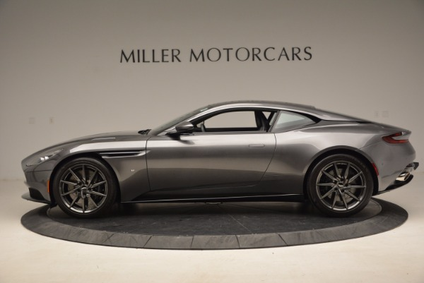 Used 2017 Aston Martin DB11 for sale Sold at Bentley Greenwich in Greenwich CT 06830 3