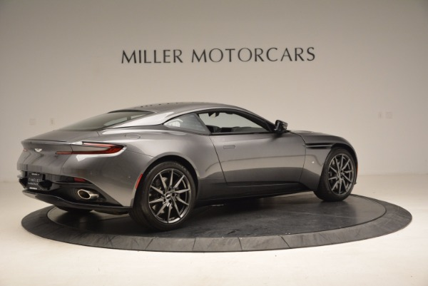 Used 2017 Aston Martin DB11 for sale Sold at Bentley Greenwich in Greenwich CT 06830 8
