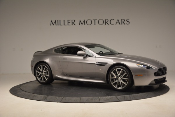 Used 2012 Aston Martin V8 Vantage for sale Sold at Bentley Greenwich in Greenwich CT 06830 10