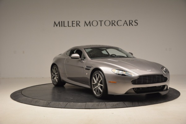 Used 2012 Aston Martin V8 Vantage for sale Sold at Bentley Greenwich in Greenwich CT 06830 11
