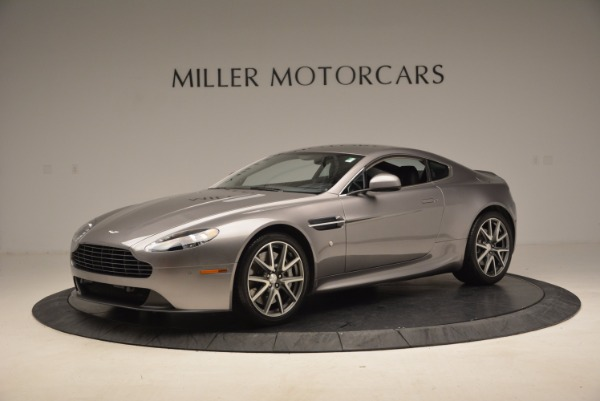 Used 2012 Aston Martin V8 Vantage for sale Sold at Bentley Greenwich in Greenwich CT 06830 2