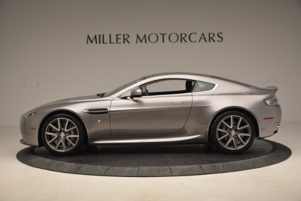 Used 2012 Aston Martin V8 Vantage for sale Sold at Bentley Greenwich in Greenwich CT 06830 3