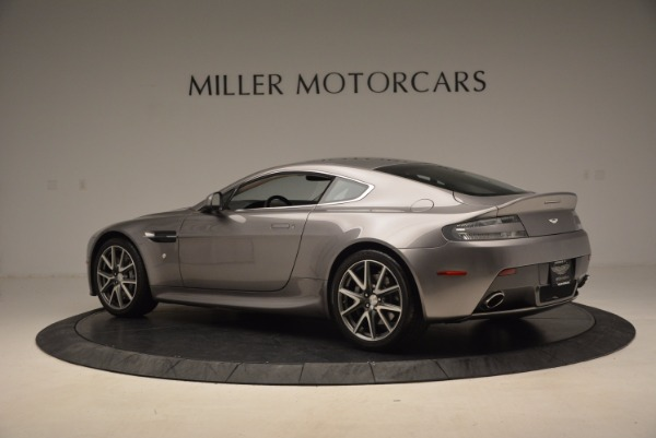 Used 2012 Aston Martin V8 Vantage for sale Sold at Bentley Greenwich in Greenwich CT 06830 4