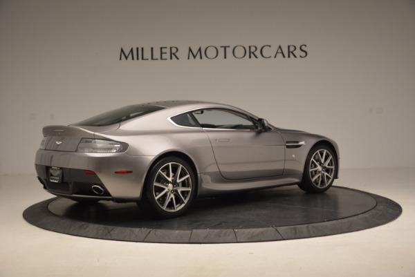 Used 2012 Aston Martin V8 Vantage for sale Sold at Bentley Greenwich in Greenwich CT 06830 8