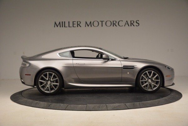 Used 2012 Aston Martin V8 Vantage for sale Sold at Bentley Greenwich in Greenwich CT 06830 9