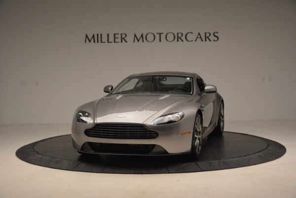 Used 2012 Aston Martin V8 Vantage for sale Sold at Bentley Greenwich in Greenwich CT 06830 1