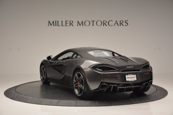 Used 2016 McLaren 570S for sale Sold at Bentley Greenwich in Greenwich CT 06830 5