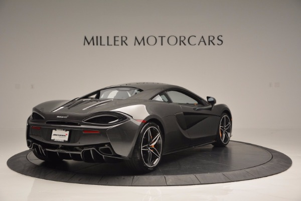 Used 2016 McLaren 570S for sale Sold at Bentley Greenwich in Greenwich CT 06830 7