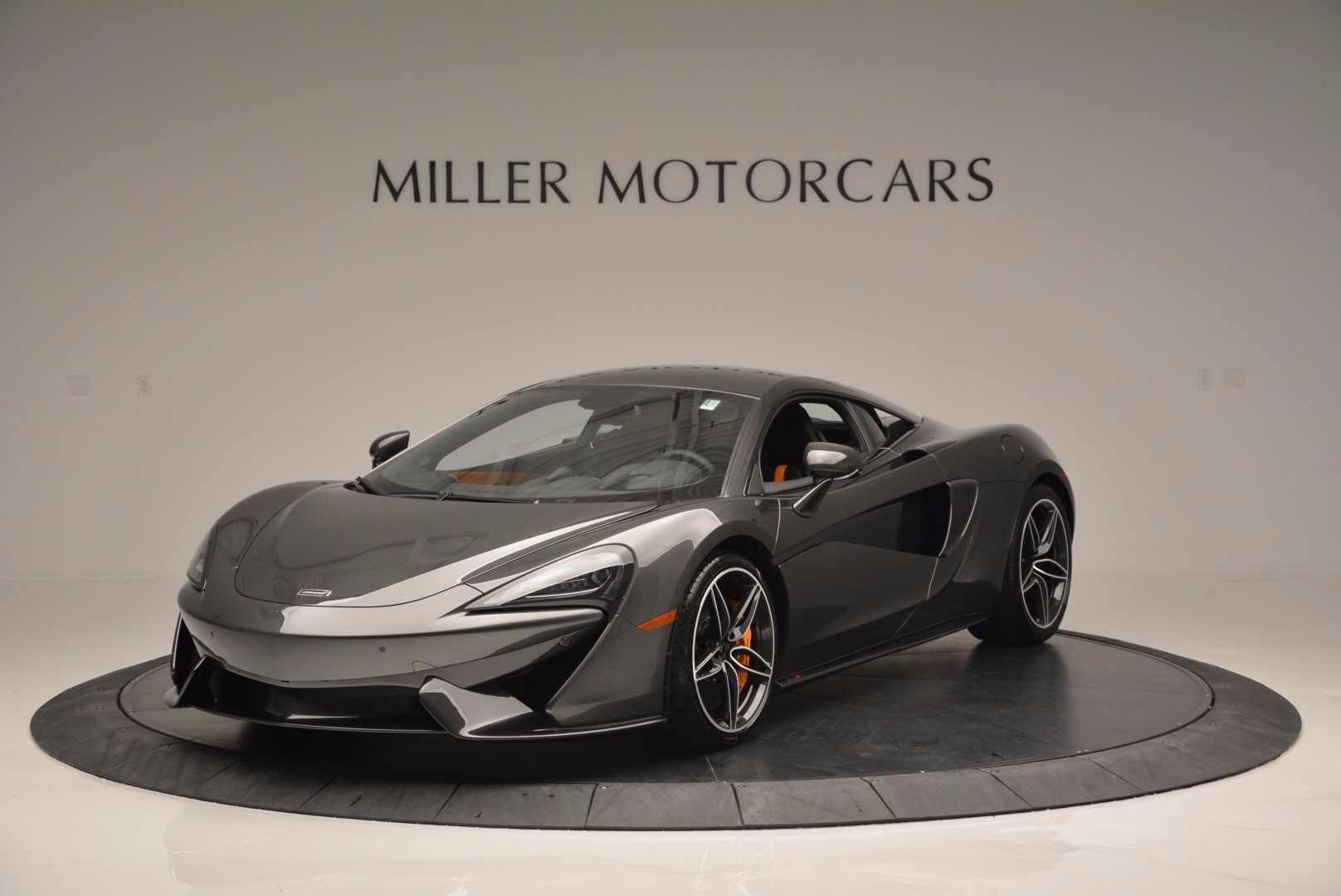 Used 2016 McLaren 570S for sale Sold at Bentley Greenwich in Greenwich CT 06830 1