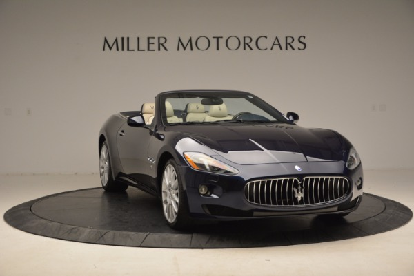 Used 2016 Maserati GranTurismo for sale Sold at Bentley Greenwich in Greenwich CT 06830 11