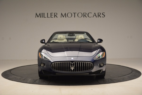 Used 2016 Maserati GranTurismo for sale Sold at Bentley Greenwich in Greenwich CT 06830 12