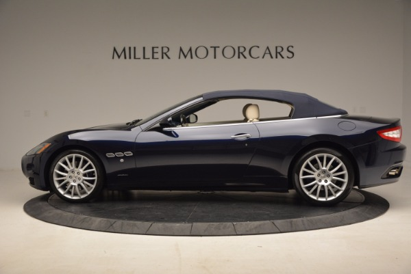 Used 2016 Maserati GranTurismo for sale Sold at Bentley Greenwich in Greenwich CT 06830 15