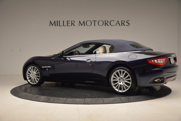 Used 2016 Maserati GranTurismo for sale Sold at Bentley Greenwich in Greenwich CT 06830 16