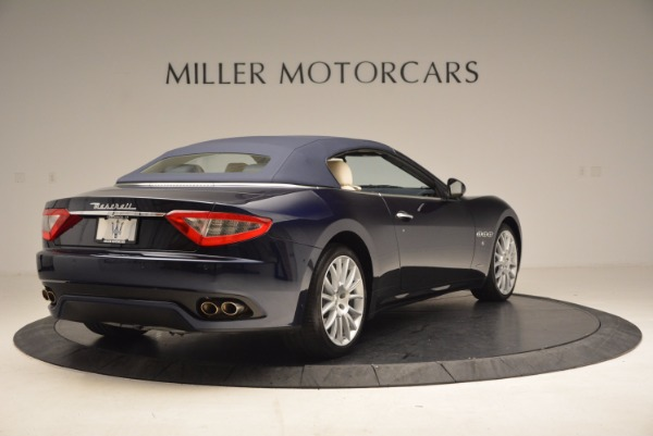 Used 2016 Maserati GranTurismo for sale Sold at Bentley Greenwich in Greenwich CT 06830 19