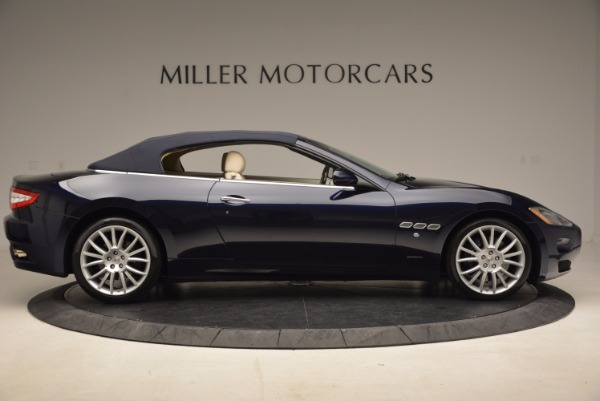 Used 2016 Maserati GranTurismo for sale Sold at Bentley Greenwich in Greenwich CT 06830 21