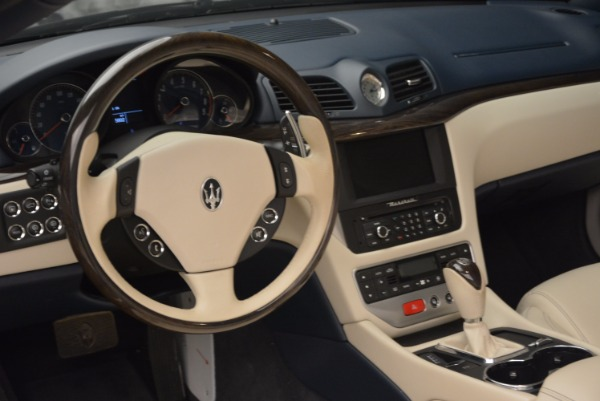 Used 2016 Maserati GranTurismo for sale Sold at Bentley Greenwich in Greenwich CT 06830 25