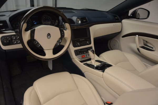 Used 2016 Maserati GranTurismo for sale Sold at Bentley Greenwich in Greenwich CT 06830 26