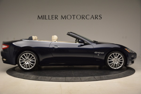 Used 2016 Maserati GranTurismo for sale Sold at Bentley Greenwich in Greenwich CT 06830 8