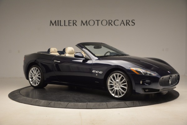 Used 2016 Maserati GranTurismo for sale Sold at Bentley Greenwich in Greenwich CT 06830 9