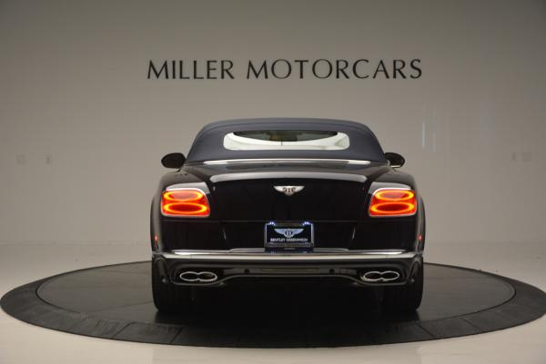 Used 2016 Bentley Continental GT V8 S Convertible for sale Sold at Bentley Greenwich in Greenwich CT 06830 18