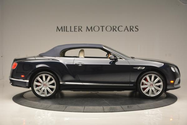 Used 2016 Bentley Continental GT V8 S Convertible for sale Sold at Bentley Greenwich in Greenwich CT 06830 21