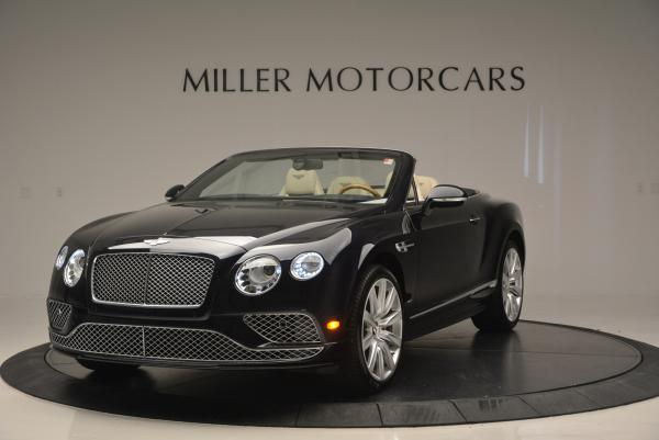 Used 2016 Bentley Continental GT V8 S Convertible for sale Sold at Bentley Greenwich in Greenwich CT 06830 1