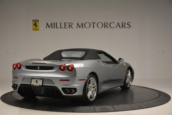 Used 2005 Ferrari F430 Spider for sale Sold at Bentley Greenwich in Greenwich CT 06830 19