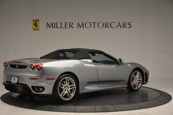 Used 2005 Ferrari F430 Spider for sale Sold at Bentley Greenwich in Greenwich CT 06830 20