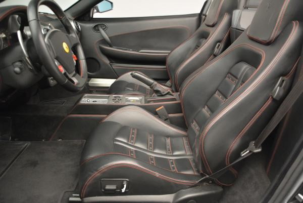 Used 2005 Ferrari F430 Spider for sale Sold at Bentley Greenwich in Greenwich CT 06830 26