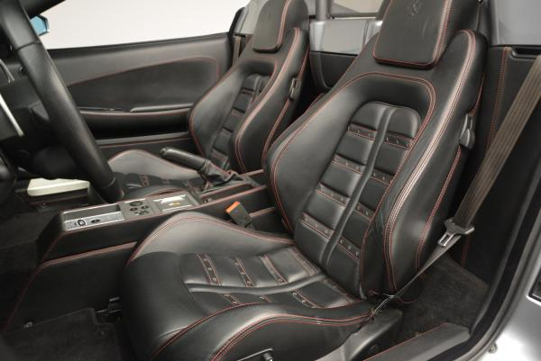 Used 2005 Ferrari F430 Spider for sale Sold at Bentley Greenwich in Greenwich CT 06830 27