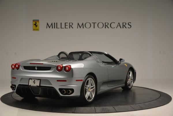 Used 2005 Ferrari F430 Spider for sale Sold at Bentley Greenwich in Greenwich CT 06830 7