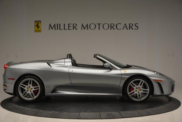 Used 2005 Ferrari F430 Spider for sale Sold at Bentley Greenwich in Greenwich CT 06830 9