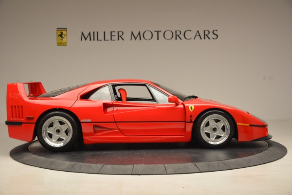 Used 1992 Ferrari F40 for sale Sold at Bentley Greenwich in Greenwich CT 06830 10