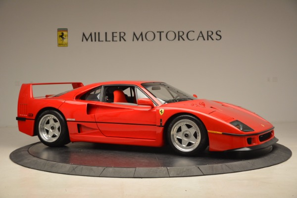 Used 1992 Ferrari F40 for sale Sold at Bentley Greenwich in Greenwich CT 06830 11