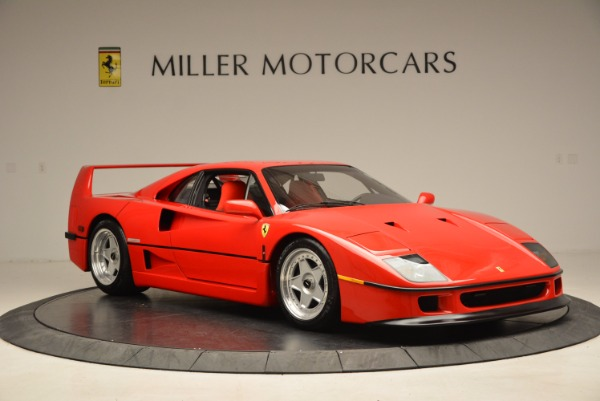 Used 1992 Ferrari F40 for sale Sold at Bentley Greenwich in Greenwich CT 06830 12