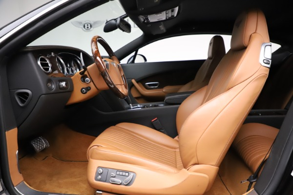 New 2017 Bentley Continental GT W12 for sale Sold at Bentley Greenwich in Greenwich CT 06830 17
