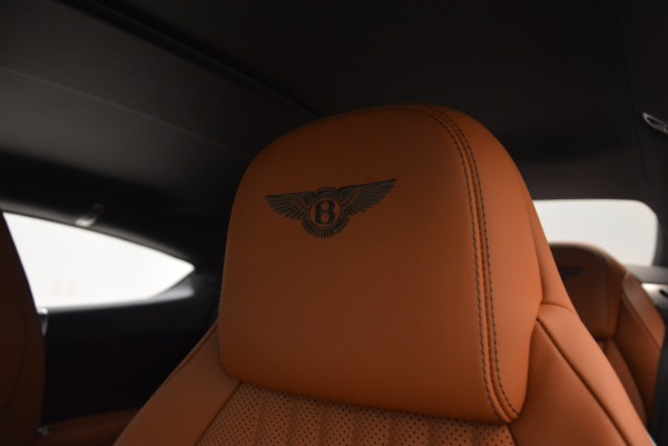 New 2017 Bentley Continental GT W12 for sale Sold at Bentley Greenwich in Greenwich CT 06830 19