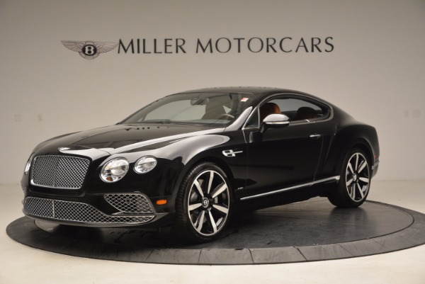 New 2017 Bentley Continental GT W12 for sale Sold at Bentley Greenwich in Greenwich CT 06830 2