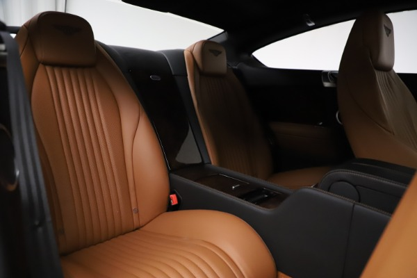 New 2017 Bentley Continental GT W12 for sale Sold at Bentley Greenwich in Greenwich CT 06830 25