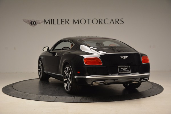 New 2017 Bentley Continental GT W12 for sale Sold at Bentley Greenwich in Greenwich CT 06830 5