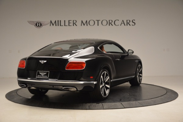 New 2017 Bentley Continental GT W12 for sale Sold at Bentley Greenwich in Greenwich CT 06830 7