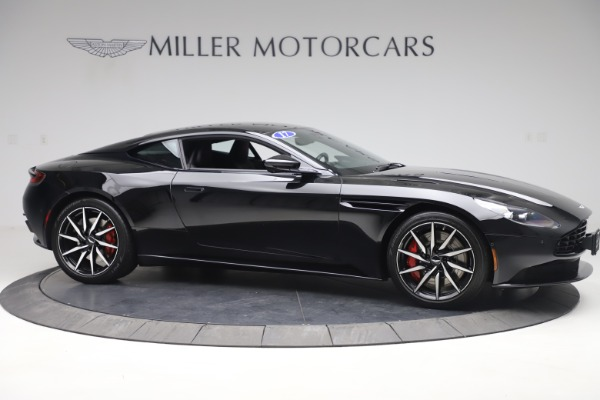 Used 2017 Aston Martin DB11 V12 Coupe for sale $135,900 at Bentley Greenwich in Greenwich CT 06830 10