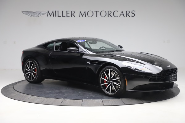 Used 2017 Aston Martin DB11 V12 Coupe for sale $135,900 at Bentley Greenwich in Greenwich CT 06830 11