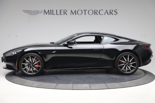 Used 2017 Aston Martin DB11 V12 Coupe for sale $135,900 at Bentley Greenwich in Greenwich CT 06830 3