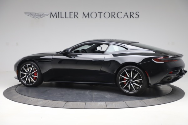 Used 2017 Aston Martin DB11 V12 Coupe for sale $135,900 at Bentley Greenwich in Greenwich CT 06830 4