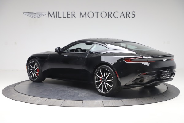 Used 2017 Aston Martin DB11 V12 Coupe for sale $135,900 at Bentley Greenwich in Greenwich CT 06830 5